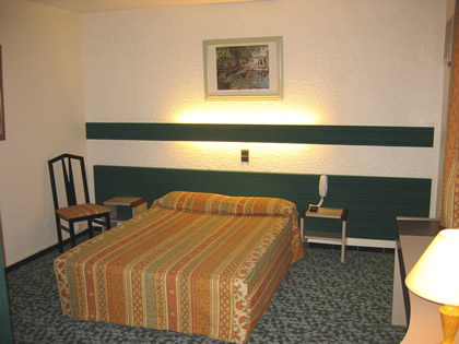 Chambre Hôtel Antara Marignanne
