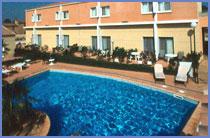 Piscine Arianne Hôtel Istre