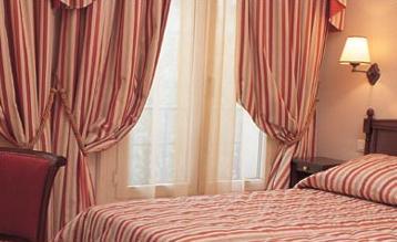 Chambre Hôtel Elysées Paris