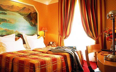 Chambre Hôtel Elysées Matignon Paris