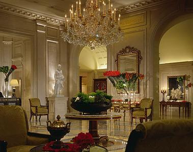 Réception Four Seasons Hotel George V Paris