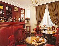 Bar Hôtel Saint Cyr Etoile Paris