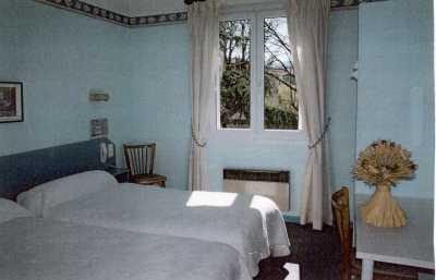 Façade Hôtel Mistral Mas Blanc des Alpilles