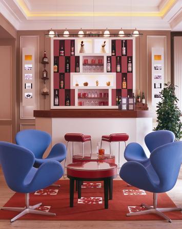 Bar Hôtel Tilsitt Etoile Paris