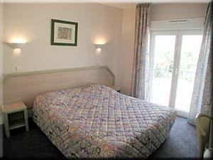 Hôtel le Provencal - chambre1