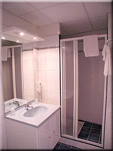 Hôtel le Provencal - salle_bain
