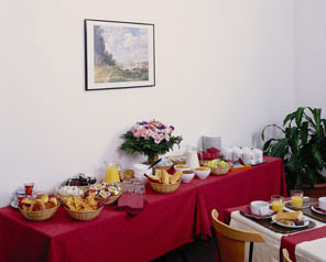 Petit déjeuner Citea Saint Denis