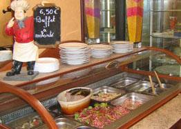 Buffet Le Tabac de la Place Gagny