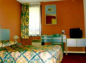 Chambre Hôtel Comfort Inn Sas Lozano Tremblay en France
