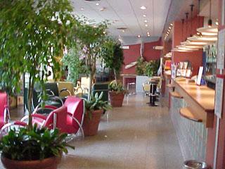 Réception Hotel Ibis Exhotel Villepinte