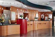 Réception Hôtel Ibis Epinay sur Seine