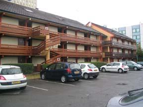 Hotel Kyriad Orly Rungis