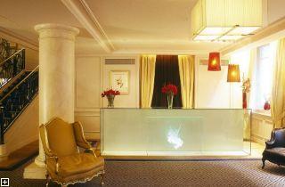 Réception Hôtel de La Trémoille Paris