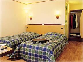 Chambre Campanile Hôtel et Restaurant Joinville-le-Pont