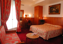 Chambre Hôtel du Ministère Paris