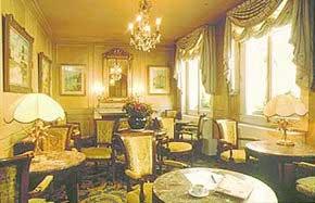 Salon Hôtel de l'Elysée Paris