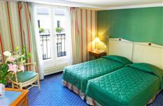 Chambre Hôtel Elysées-Mermoz Paris