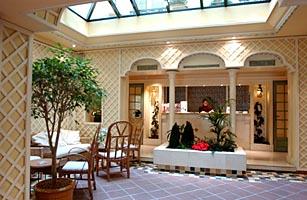 Réception Hôtel Elysées-Mermoz Paris