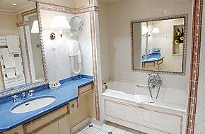 Salle de bain Hôtel Elysées-Mermoz Paris