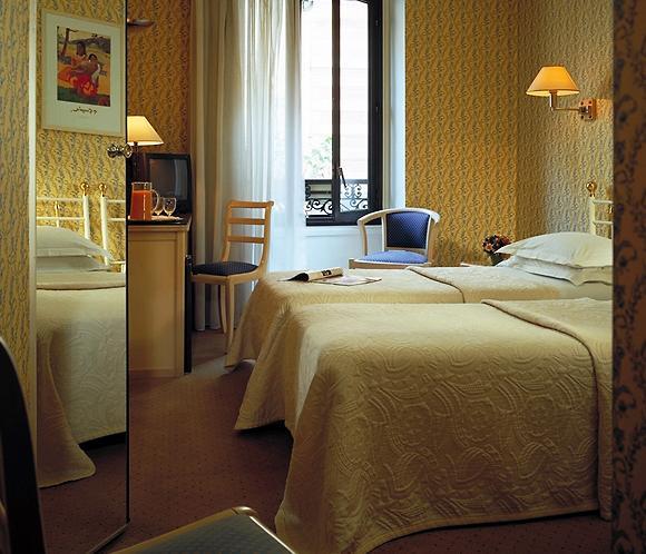 Chambre Hôtel Etoile Saint Ferdinand Paris