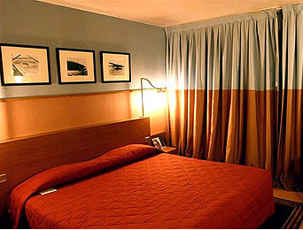 Chambre Grand Hôtel Mercure Rungis