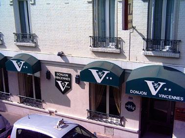 Hôtel du Donjon Vincennes