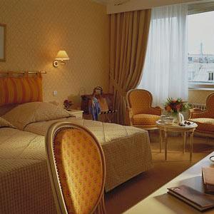 Chambre Hôtel Etoile Saint Honoré Paris