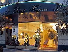 Hôtel Etoile Saint Honoré Paris