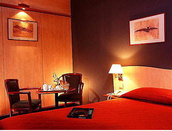 Chambre Hôtel Mercure Orly Aéroports