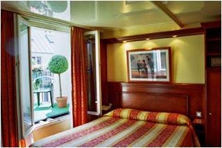 Chambre Hôtel Fortuny Paris