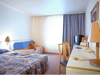 Chambre Hôtel Novotel Rungis