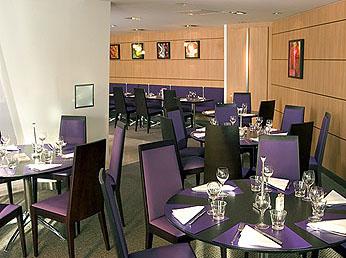 Restaurant Hôtel Novotel Rungis