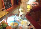 Petit déjeuner Les Balladins Champigny sur Marne