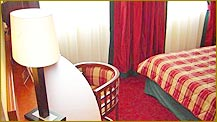 Chambre Hotel Tulip Inn Paris Quai de Seine Ivry sur Seine