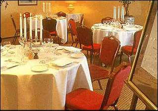 Restaurant Hôtel Le Warwick Champs-Elysées