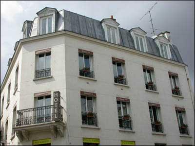 Hôtel du Château Vincennes