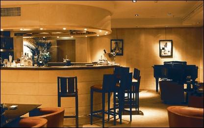 Bar Hôtel Le Warwick Champs-Elysées