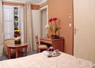 Chambre Hôtel Astrid Paris