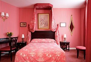 Chambre Hôtel de Neuville Paris