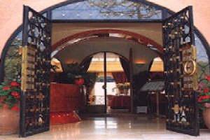 Hôtel la caravelle - terrasse