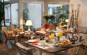 Petit déjeuner Hôtel Doisy Paris