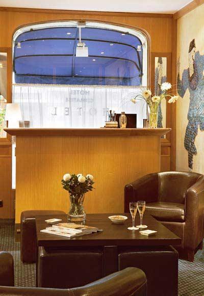 Salon Hôtel Tivoli Etoile Paris
