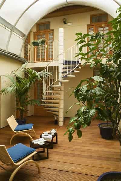 Hall Hôtel Tivoli Etoile Paris
