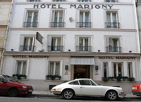 Hôtel Marigny Paris