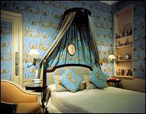 Chambre Hôtel Napoléon Paris