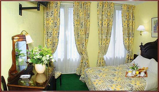 Chambre Hôtel New Orient Paris
