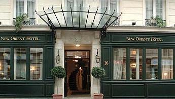 Hôtel New Orient Paris