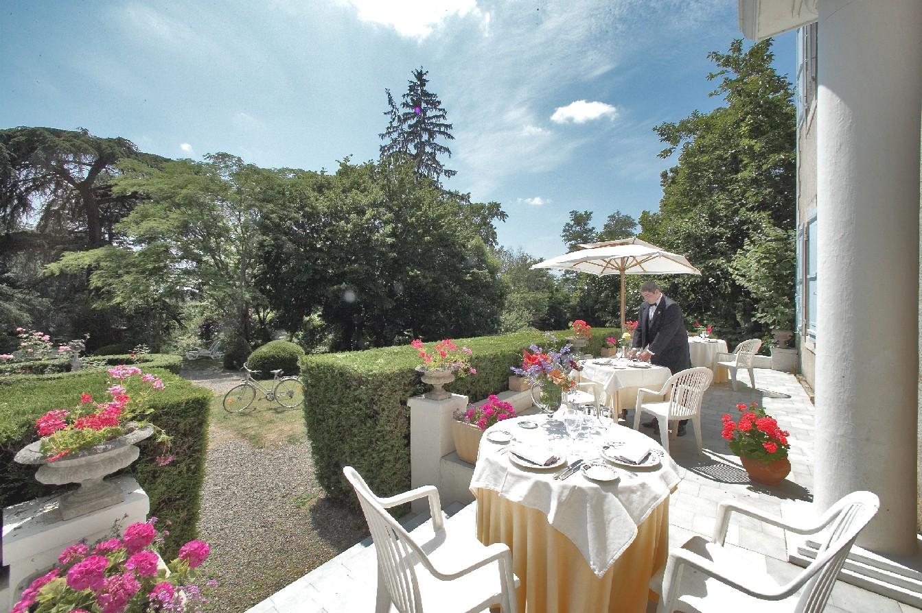 Hôtellerie Château Bellevue