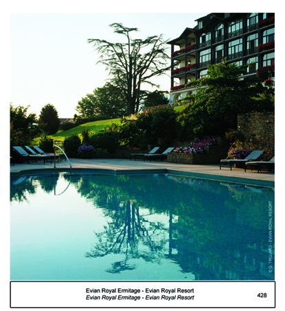 EVIAN ROYAL ERMITAGE