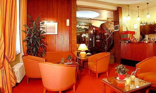 Réception Ouest Hôtel Paris
